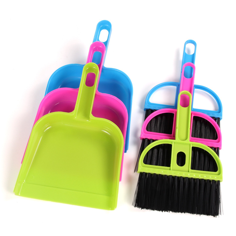 computer keyboard cleaning brush / dustpan clean brush kit