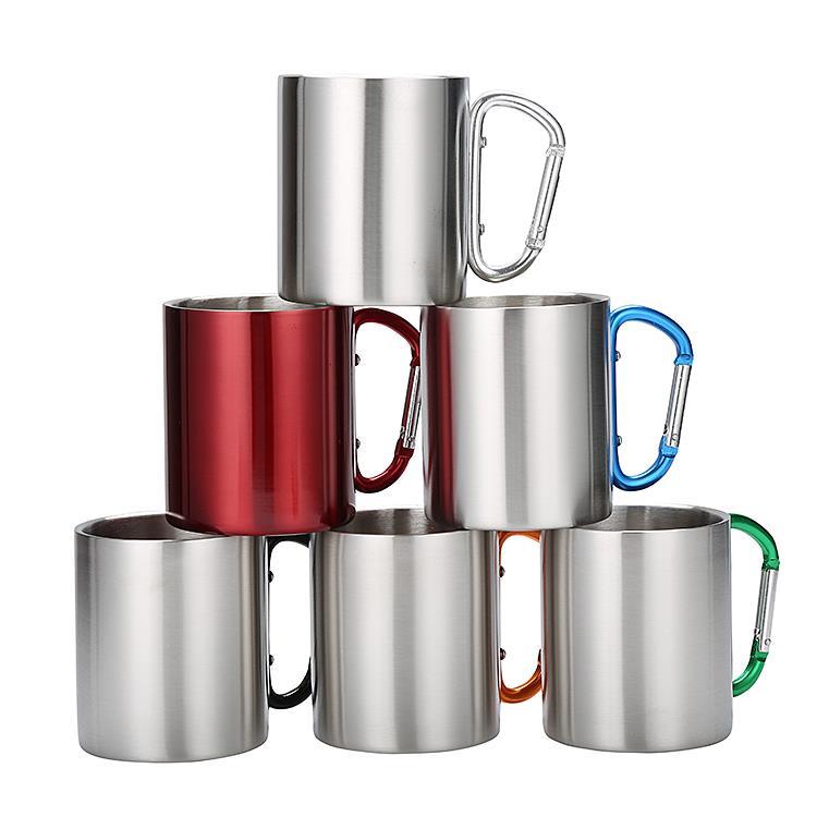 Wholesale hot selling stainless steel coffee mug