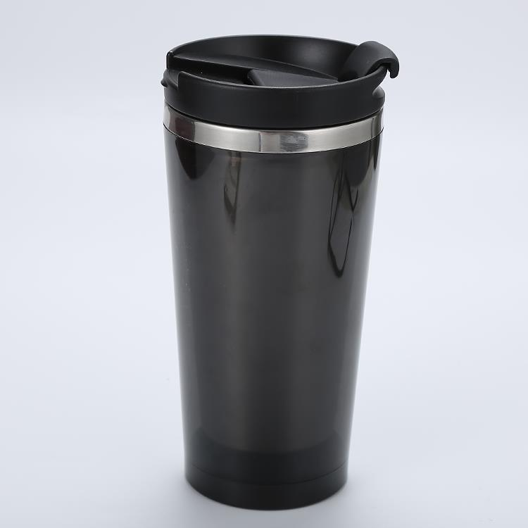 2019 Factory Price Cheap Wholesale plastic Coffee Travel Mug