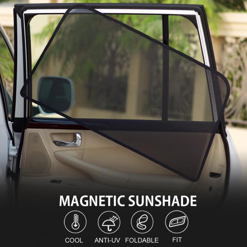 car door window magnetic curtain,Customized mesh car window curtain sun protection
