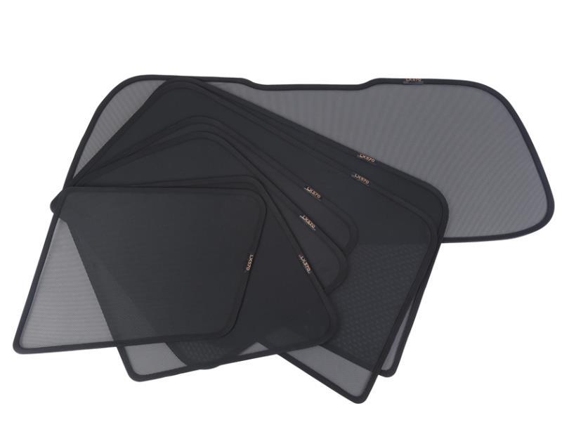 Customize magnetic car sunshade for BMW series X1X3X5X6 car curtain car sun shade card