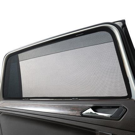 Customized fit car sun shade sun visor sun curtain for proton SAGA perodua honda hyundai Malaysia hot selling
