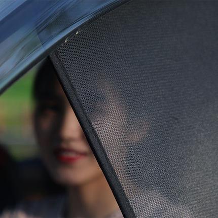 2019 Mesh car sunshade,magnet sunshade for Audi Q5