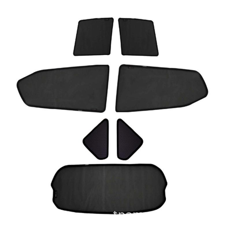 car roller shades/ 100% Fit Car window / UV 80%Protect Mesh Nylon Car side sunshade