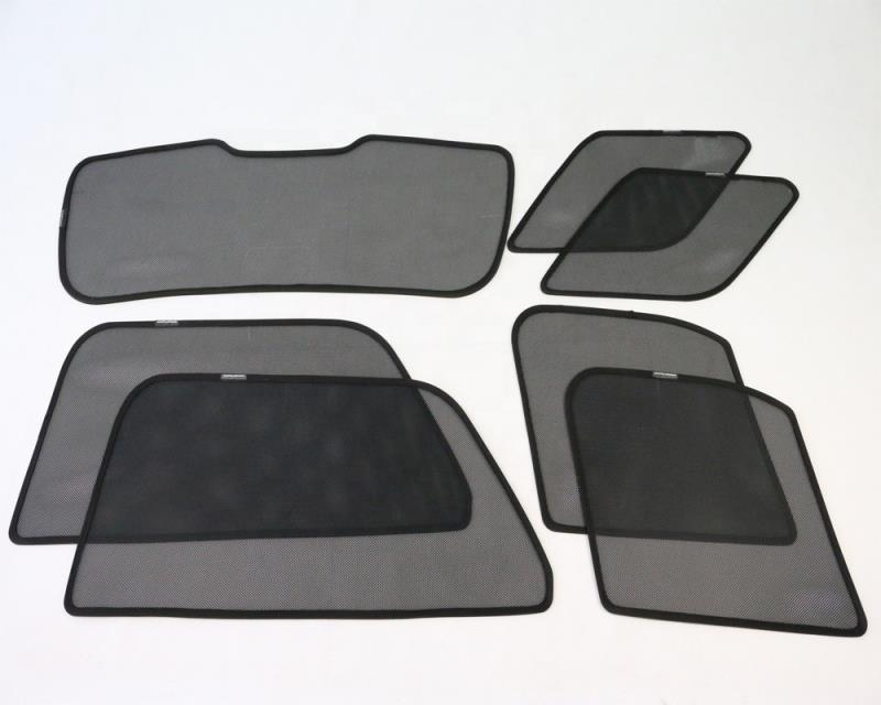 Customize fit shade mesh car sunshade for toyot a Accord 2003-2007