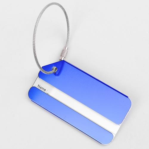 Professional Metal Luggage Tags for travel can customized