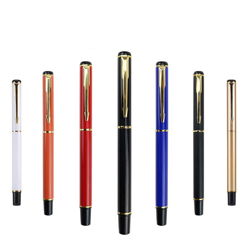 Advertising Signature Pen Logo Imprinted Metal Ball Pen