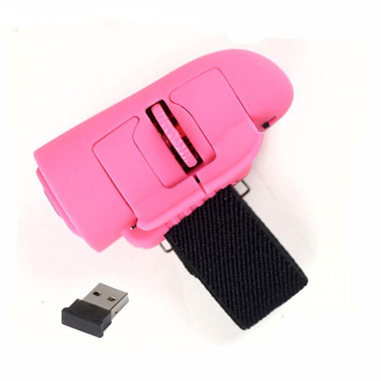 2.4ghz usb wireless 3d mini finger ring mouse