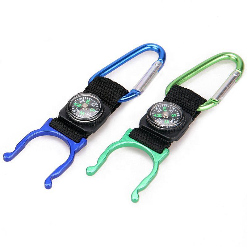 Wholesale Manufacturer With Carabiner Magnetic Compass