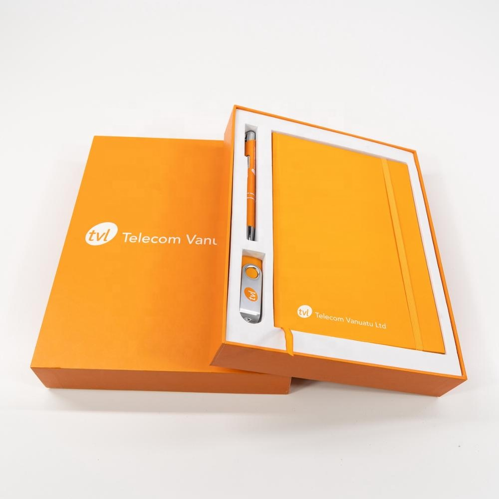 Wholesale Cheap Promotional Gift Business Corporate gift sets with Custom Logo