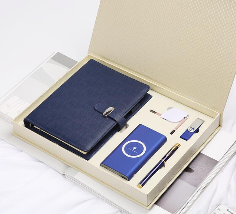 Office Stationery Business Gift Set fashion promotional executive pen set with customised logo