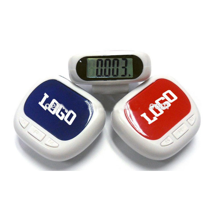 Promo Hot sale Multifunctional digital step counter pedometer