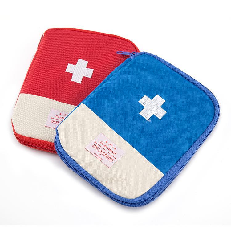 Wholesale Waterproof Mini Car First Aid Kit Empty Bags