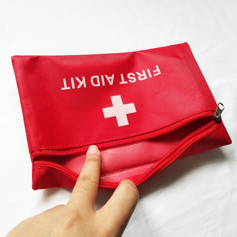 Mini Medical High Quality Waterproof Emergency Small Home Care First Aid Kit Bag