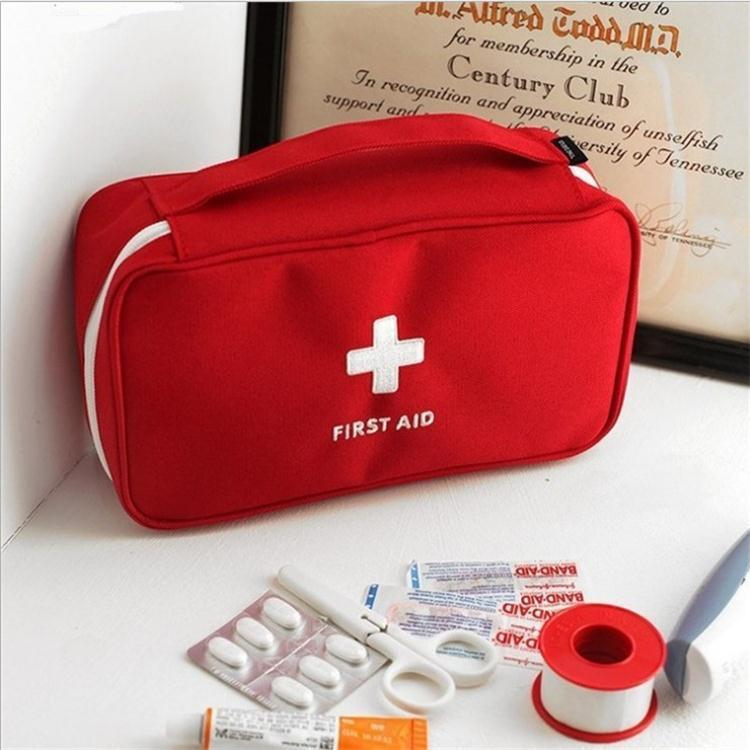 Factory Promotion Waterproof Mini First Aid Kit Empty Bags