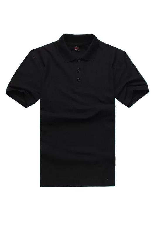65% cotton 35% polyester CVC POLO shirts