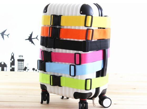 Adjustable Travel Luggage Belt/Custom Made Luggage Strap