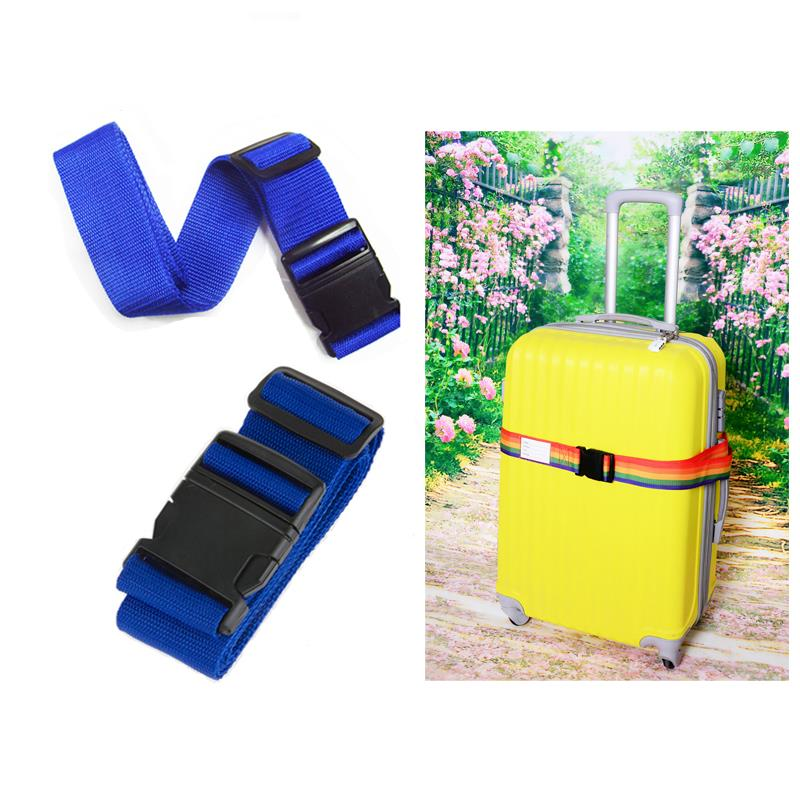 new product 2019 adjustable travel suitcase luggage belt strap