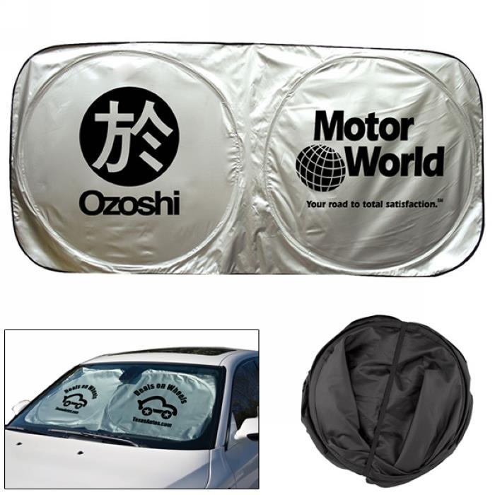 Advertising Foldable Car Sun Shade/Windshield Car Sunshade