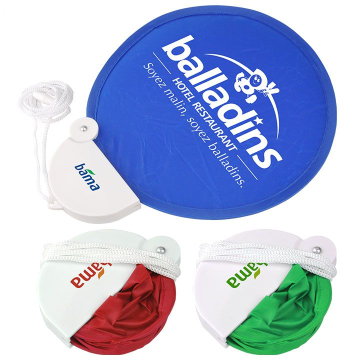 Promotional Foldable Hand Fan