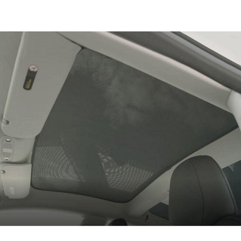 Tesla MODEL S MODEL X MODEL 3 special car curtain sunscreen insulation sunscreen mesh