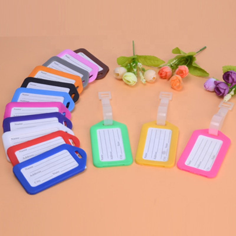 PROMO customized ABS luggage tag