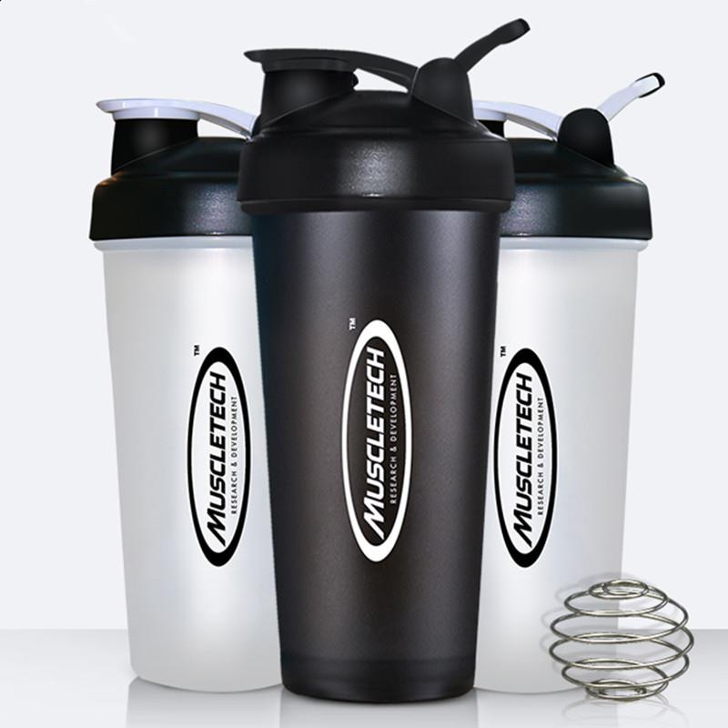 wholesale protein cheap plastic shaker bottle