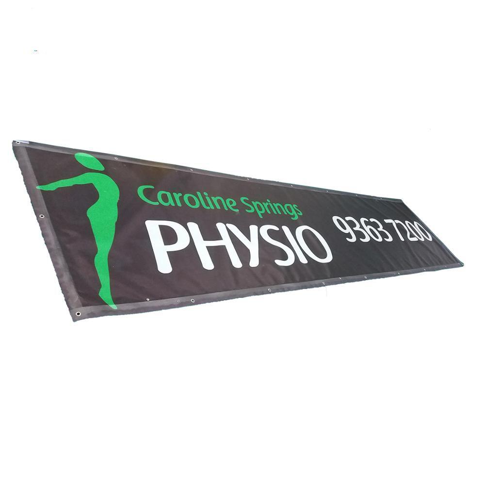Outdoor vinyl mesh banner, Custom design print mesh banner