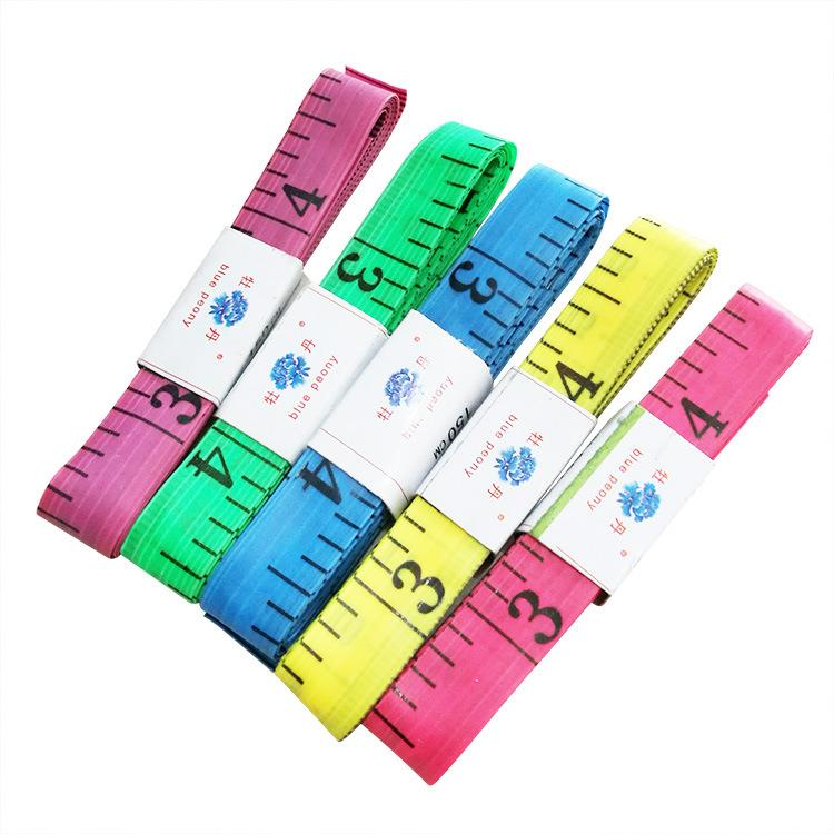 Advertising Logo Printing Flexible Body PVC Tailor Tape Measure