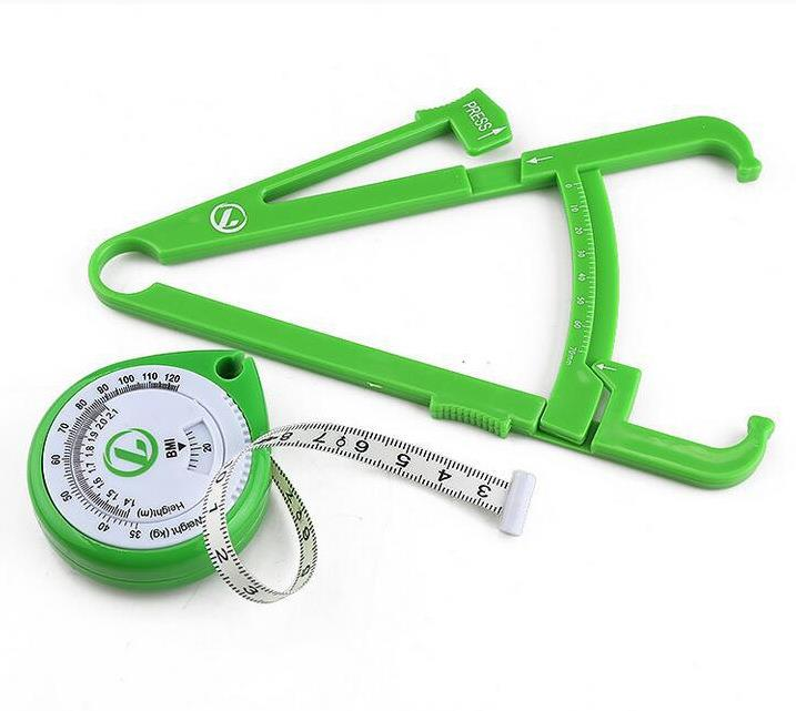 Fitness beauty waist circumference ruler Fat Caliper suit