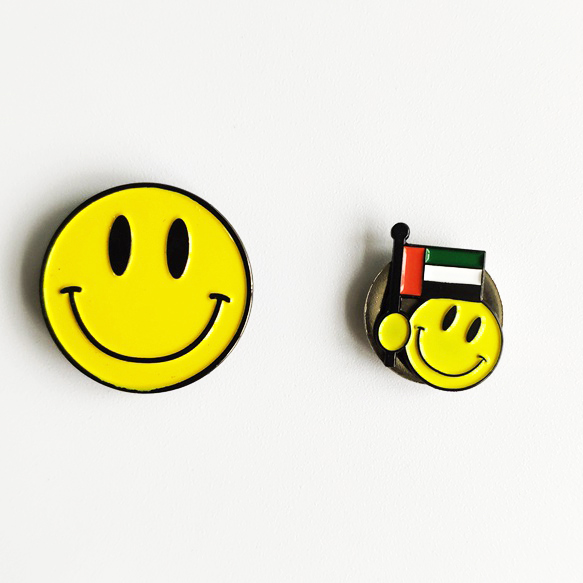 Custom Smile Pins