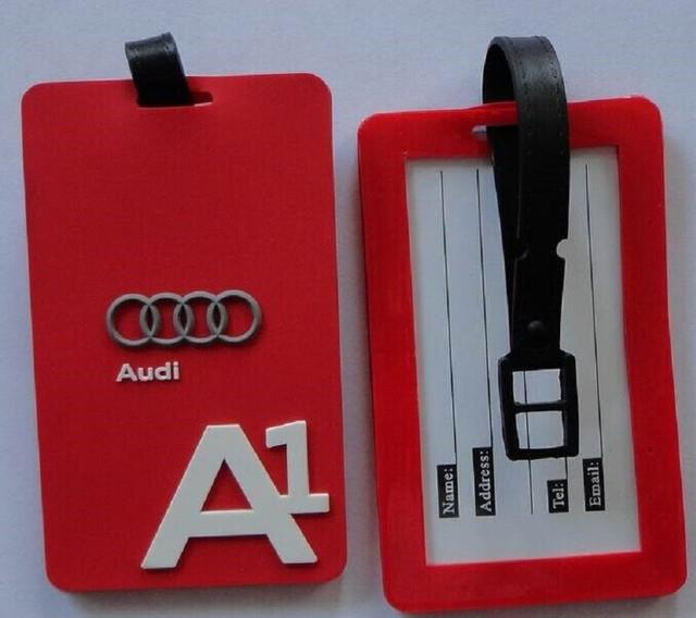 Customized rubber luggage tag Soft PVC luggage tag