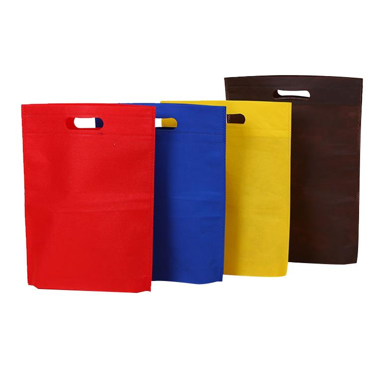 Shopping Non-Woven Bags D Cut non woven bag