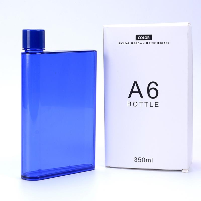 Top Rated Portable A5 A6 PP Notebook Bottle