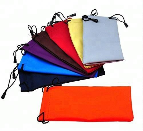 Promotional glasses Pouches,drawstring Pouches