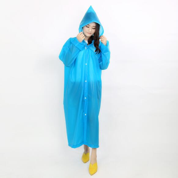 Custom raincoat