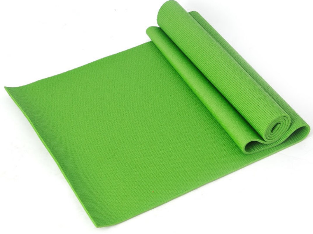 4MM Thickness Non-Slip waterproof and dustproof EVA Yoga Mat with transfer belt