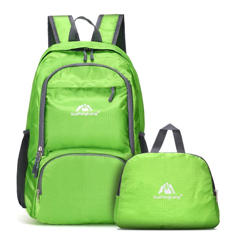 Sports Folding Skin Bag