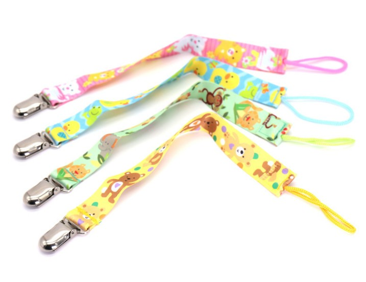 Baby pacifier rope