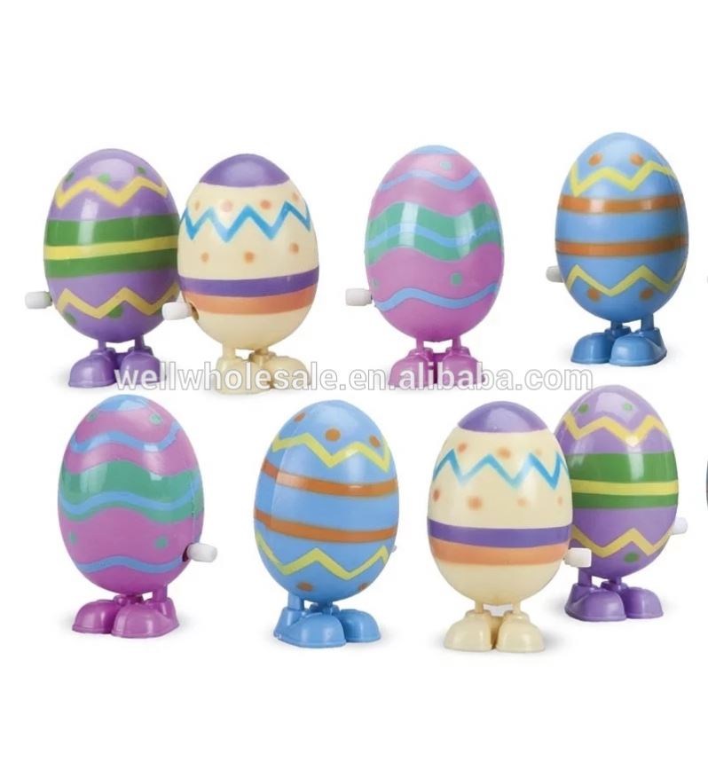 wind up egg toy