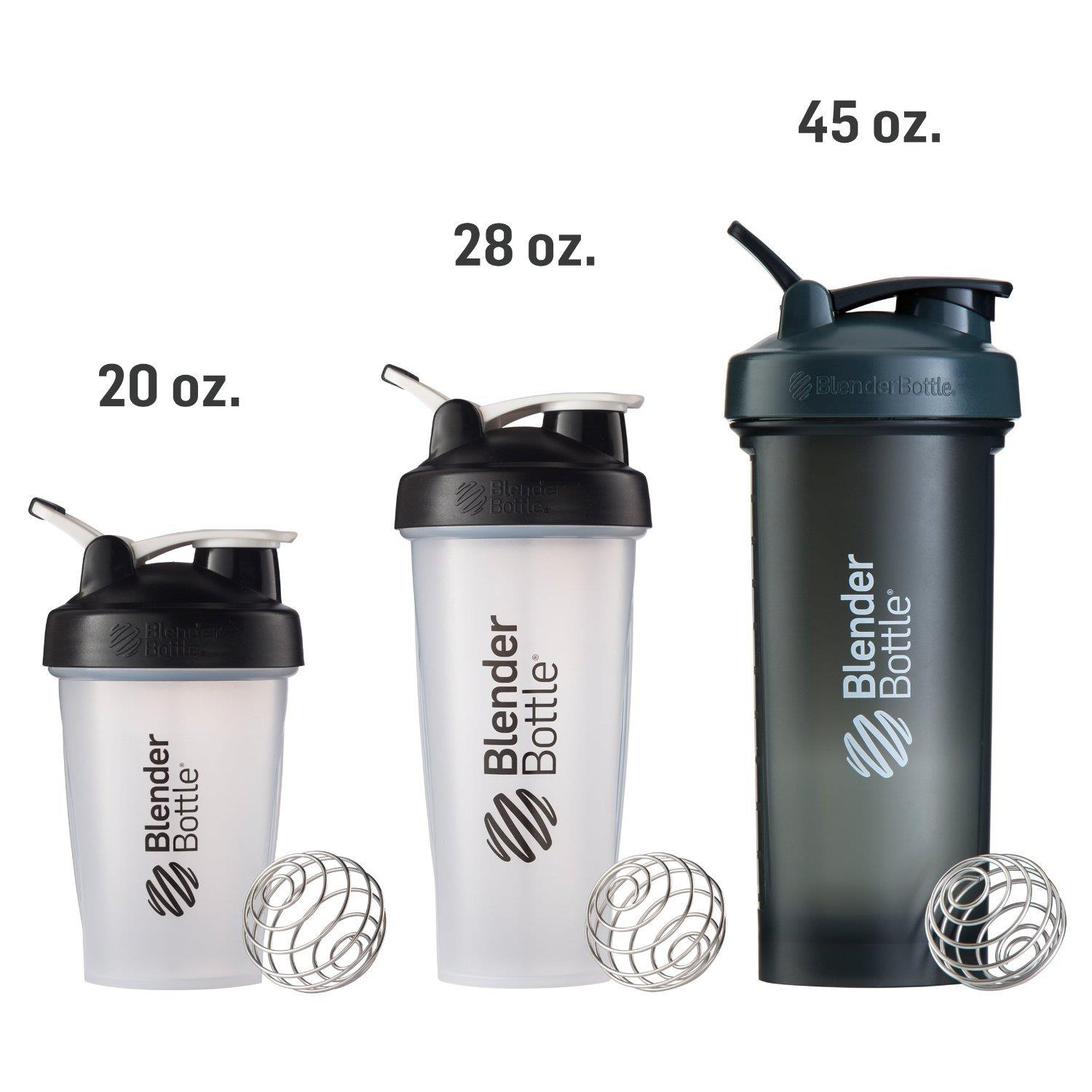 45OZ custom logo mixing water drink 1000ml gym blender protein shaker bottle