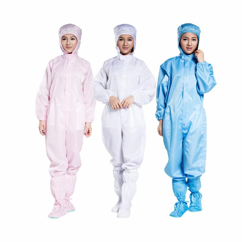 Oempromo Anti-static Coronovirus Chemical disposable protective coverall suit