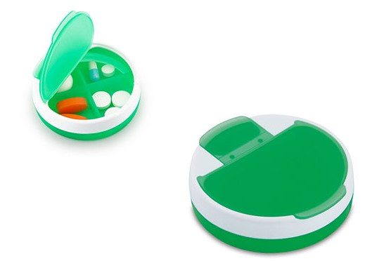 Plastic Material Multifunction Pill Box Splitter Tablet Cutter Medical Pill Cutter