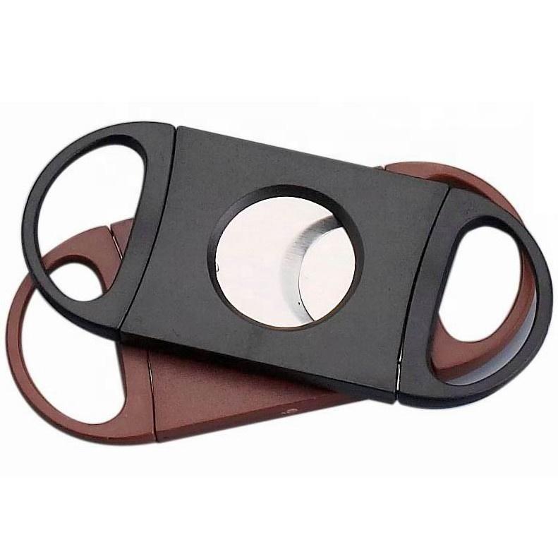 wholesale cigar cutter custom plastic cigar cutter