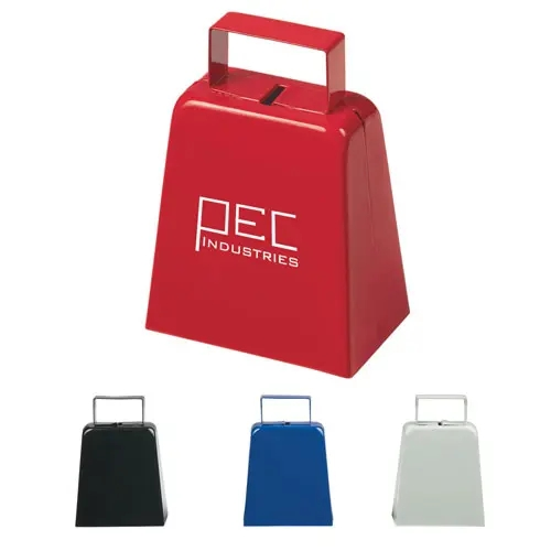 Printed Metal Cowbell for Promotion