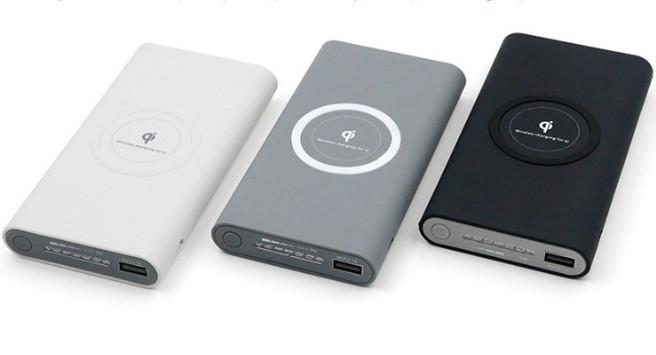 Wireless Charging Treasure