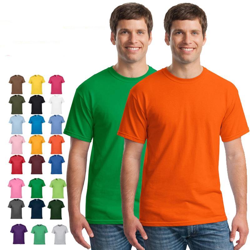 2020 Wholesale Cotton Custom oem Men s t shirt blank Plain t shirts