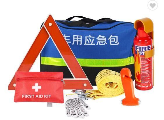 Car repairing hand tool set emergency kit