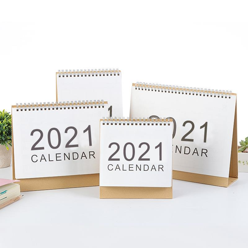 Wholesale Diary Weekly Monthly Planner 2020 Desk Calendar