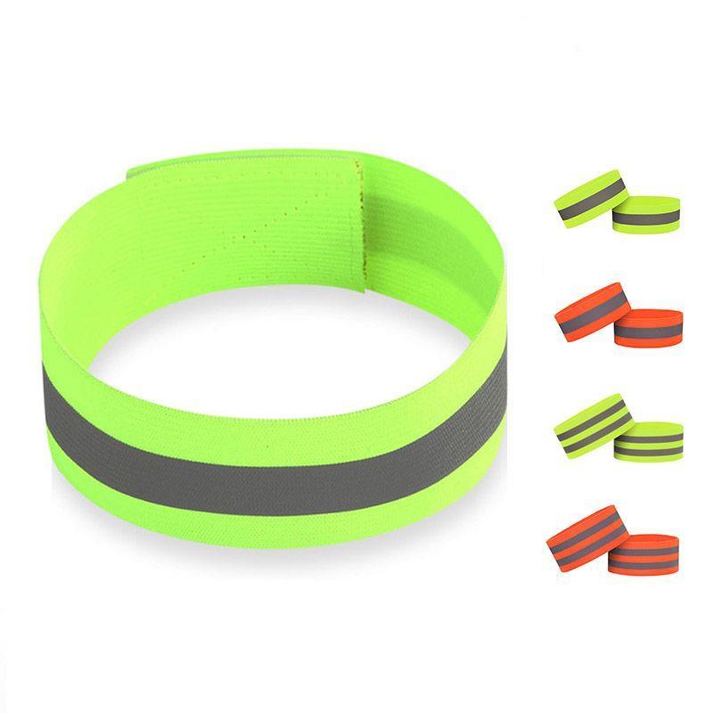 reflective elastic wrist bands,reflective armband